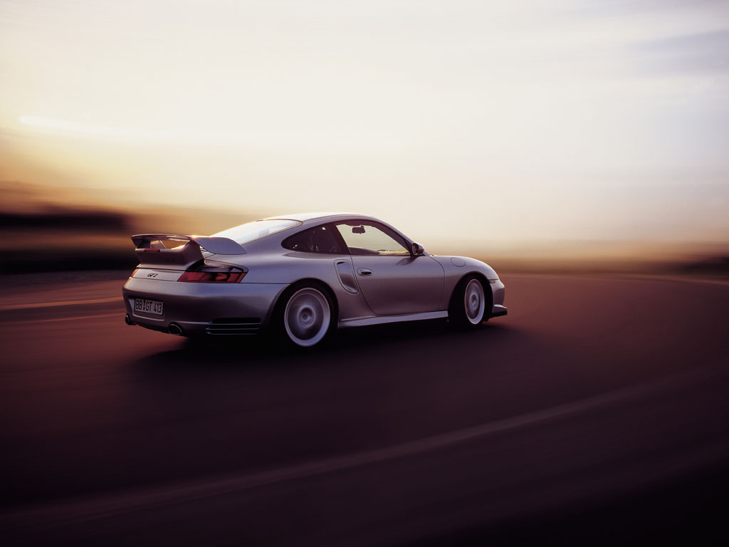 911GT2 On Track 2