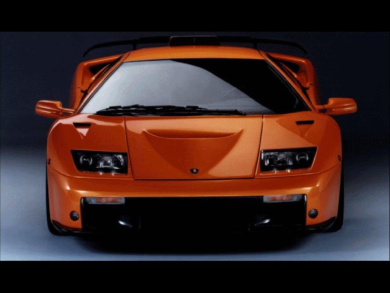 Orange Diablo