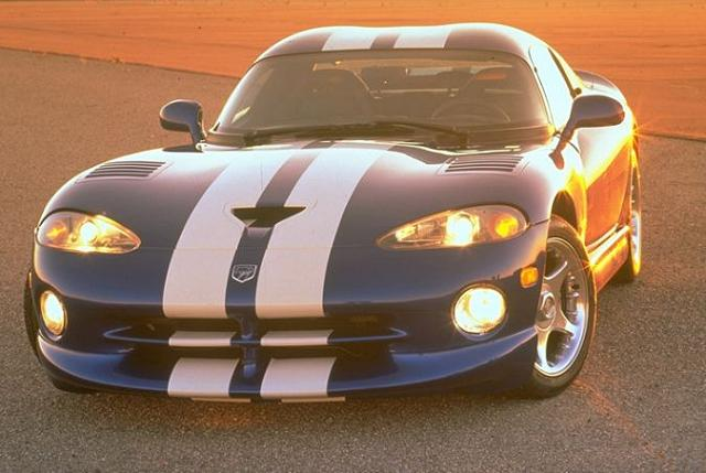 Here's lookin' at  you.....Viper