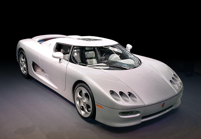 Koenigsegg CC 2000