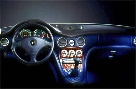 3200GT Interior
