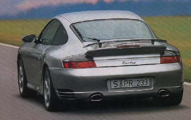911 rear