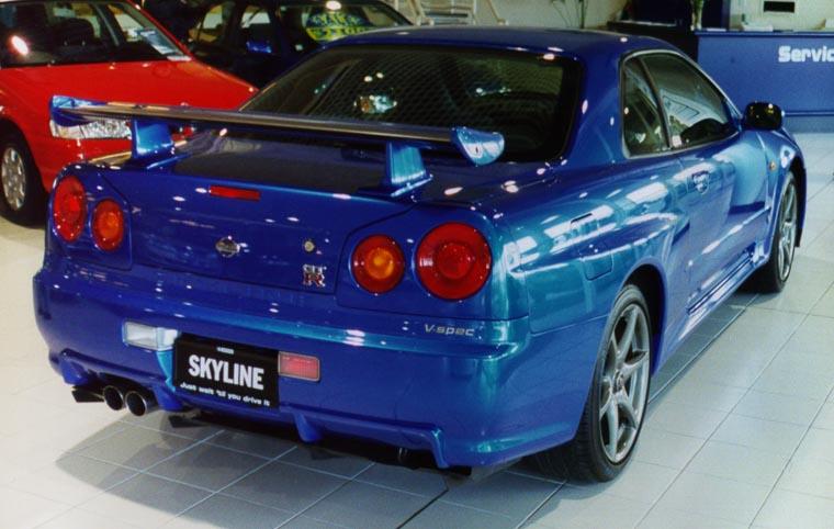 GTR 34